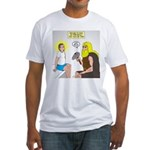 Dr. Thor Reflex Test Fitted T-Shirt