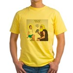 Dr. Thor Reflex Test Yellow T-Shirt