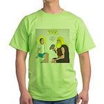 Dr. Thor Reflex Test Green T-Shirt