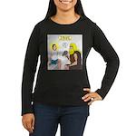 Dr. Thor Reflex T Women's Long Sleeve Dark T-Shirt