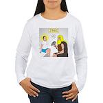 Dr. Thor Reflex Test Women's Long Sleeve T-Shirt
