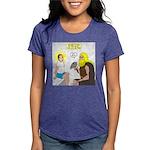 Dr. Thor Reflex Test Womens Tri-blend T-Shirt