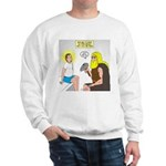Dr. Thor Reflex Test Sweatshirt