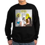 Dr. Thor Reflex Test Sweatshirt (dark)