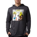 Dr. Thor Reflex Test Mens Hooded Shirt