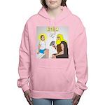 Dr. Thor Reflex Test Women's Hooded Sweatshirt