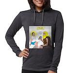 Dr. Thor Reflex Test Womens Hooded Shirt