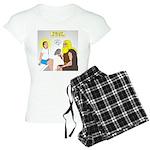 Dr. Thor Reflex Test Women's Light Pajamas