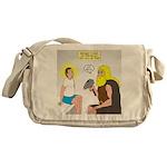 Dr. Thor Reflex Test Messenger Bag