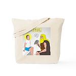 Dr. Thor Reflex Test Tote Bag