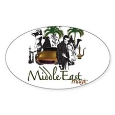 Middle East Magic Sticker