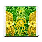 Green Totonac Mousepad