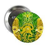 Green Totonac Button