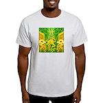 Green Totonac Ash Grey T-Shirt