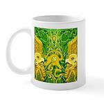 Green Totonac Mug