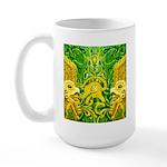Green Totonac Large Mug