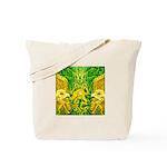 Green Totonac Tote Bag