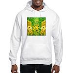 Green Totonac Hooded Sweatshirt