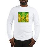 Green Totonac Long Sleeve T-Shirt