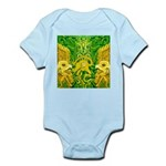 Green Totonac Infant Creeper