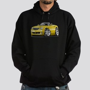 Crossfire Yellow Convertible Hoodie (dark)