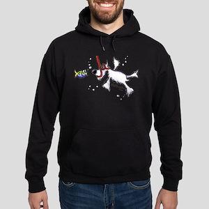 Snorkel Schnauzer Hoodie (dark)
