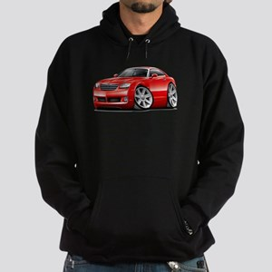 Crossfire Red Car Hoodie (dark)