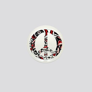 NORTHWEST PEACE VIBE Mini Button