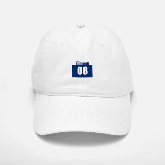 Kucinich 08 Baseball Baseball Cap