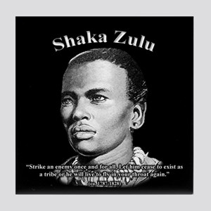 Shaka 02 Tile Coaster