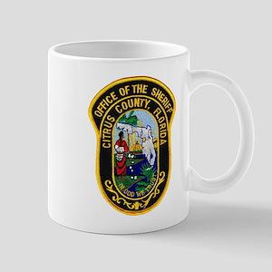 Citrus Sheriff's Office Mug
