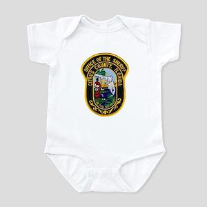 Citrus Sheriff's Office Infant Bodysuit