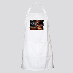 Land of the free BBQ Apron