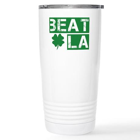 Boston Beat L.A. Stainless Steel Travel Mug