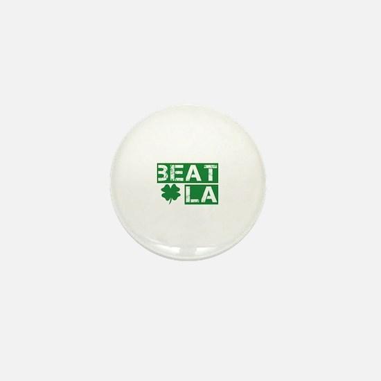 Boston Beat L.A. Mini Button