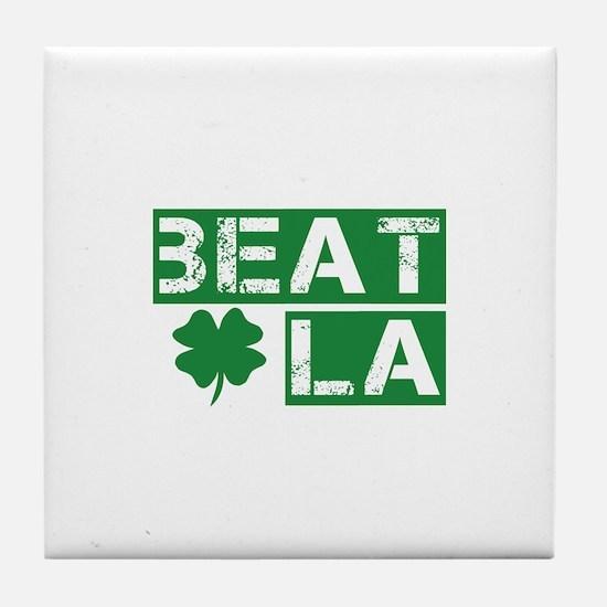 Boston Beat L.A. Tile Coaster