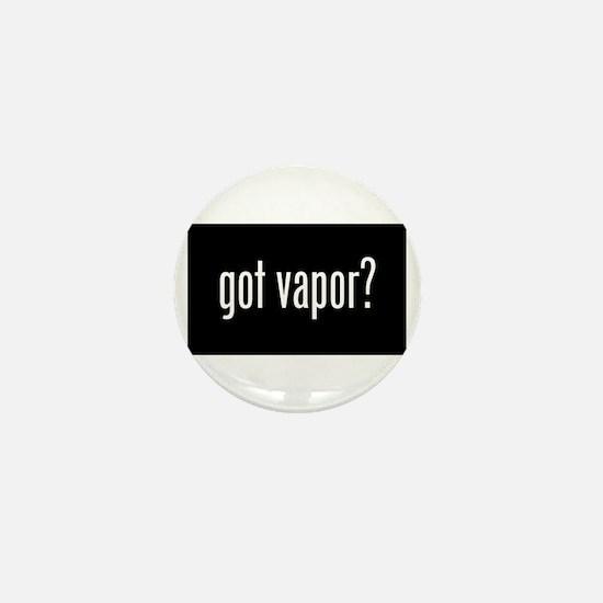 Funny Vapor Mini Button