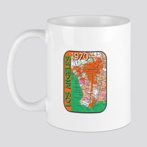 Los Angeles 1970 Mug