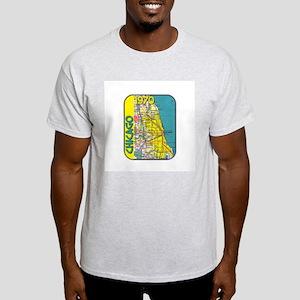 Chicago 1970 Ash Grey T-Shirt