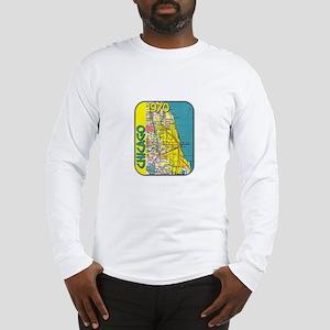 Chicago 1970 Long Sleeve T-Shirt