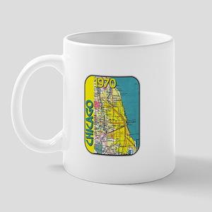 Chicago 1970 Mug