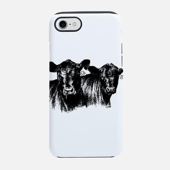 Cows iPhone 7 Tough Case