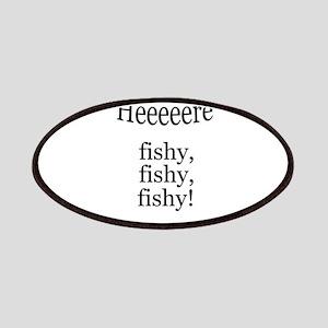 Fishy - White Patch