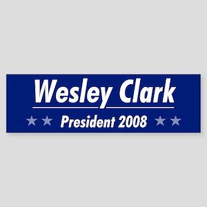 Clark 08 Bumper Sticker
