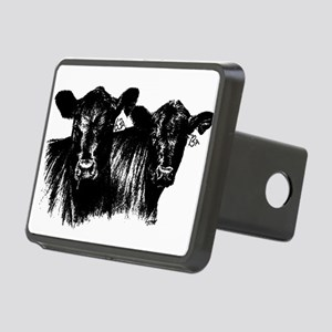 Cows Rectangular Hitch Cover