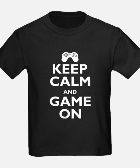 Keep Calm and Game On (parody T