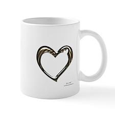 Heart of Love Mug