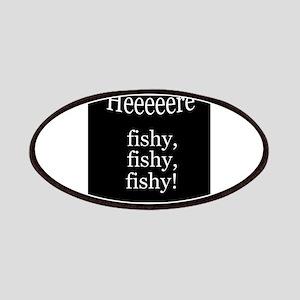 Fishy-Black Patch