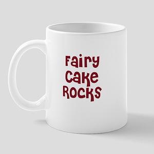 Fairy Cake  Rocks Mug