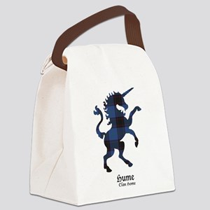 Unicorn-Hume.Home Canvas Lunch Bag